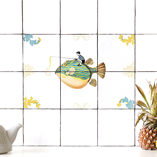 Catch of the day6tile