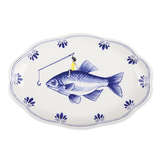 Teaser plate