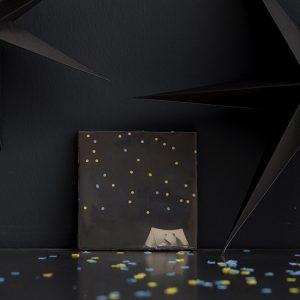 Under the stars scene